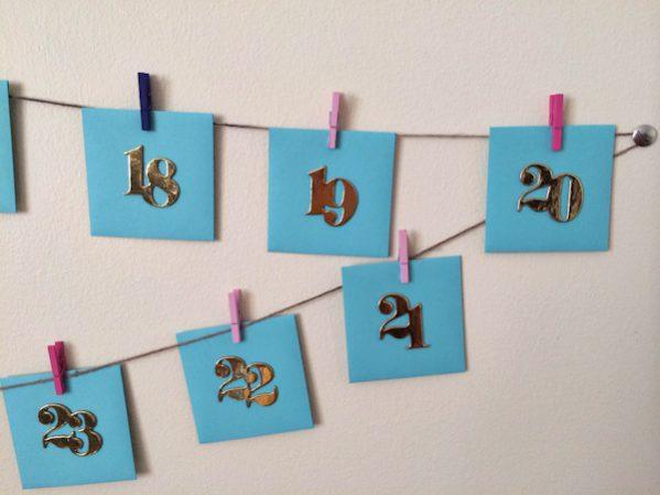 reasons i love you advent calendar
