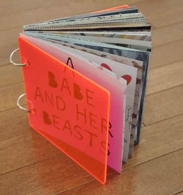 A Babe & Her Beasts mini-album