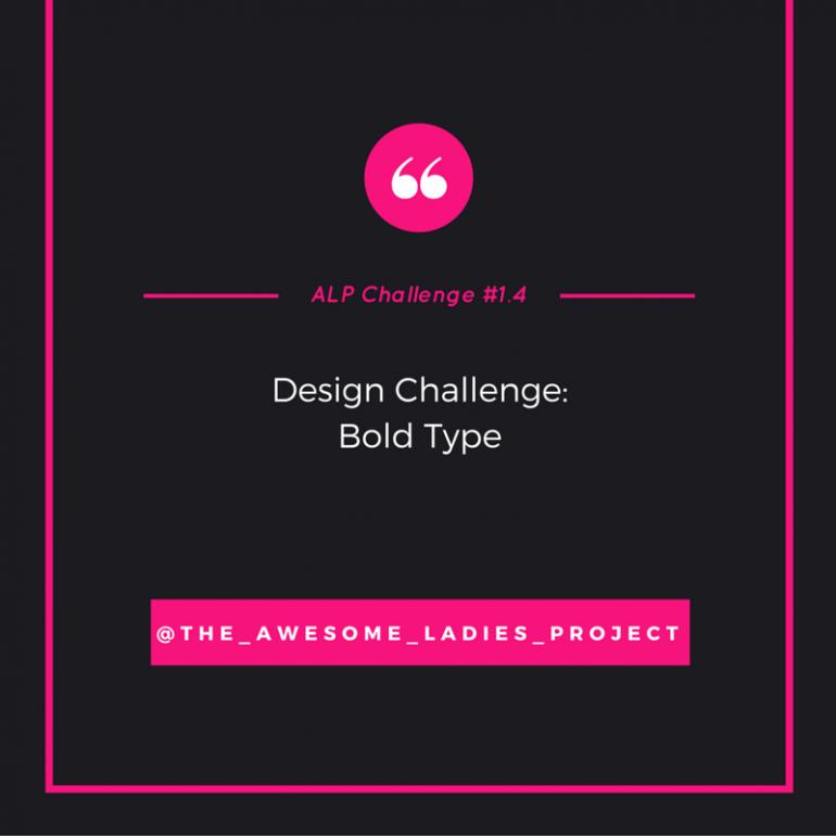 rukristin Awesome Ladies Challenge 1.4