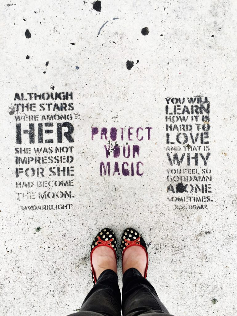 The Awesome Ladies Project Feminist Scrapbook Challenge