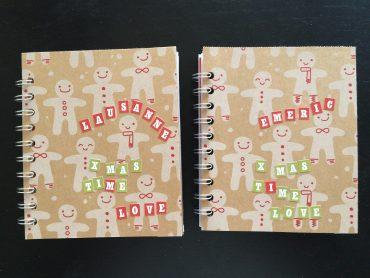 Vanessa DIY Kids' Holiday Travel Books