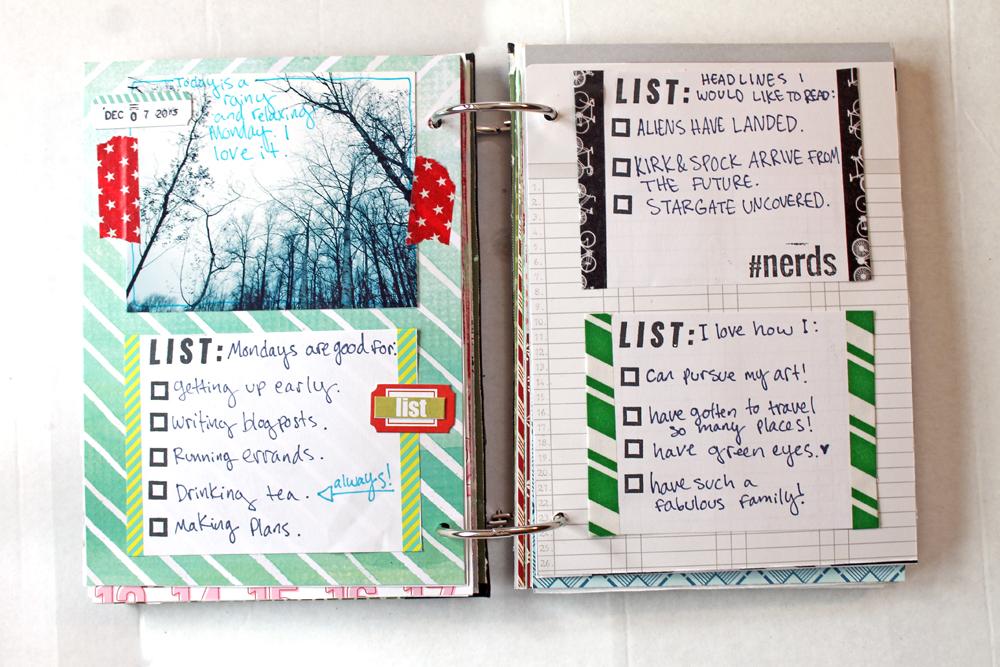 Katie for rukristin December Daily Album