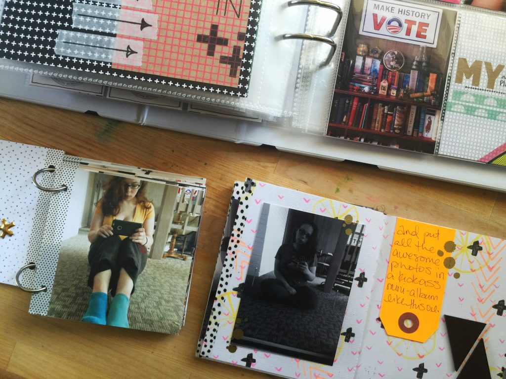 rukristin What is Scrapbooking?