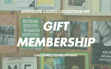 Awesome Ladies Gift Membership